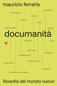 Documanità Copertina del libro