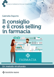 Il consiglio e il cross selling in farmacia Copertina del libro