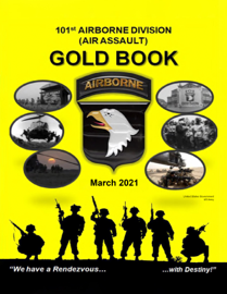 101st Airborne Division (Air Assault) Gold Book March 2021