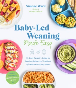 Baby-Led Weaning Made Easy Book Cover