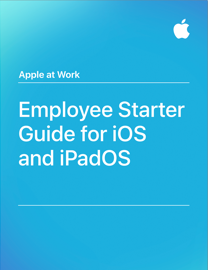 Employee Starter Guide for iOS and iPadOS