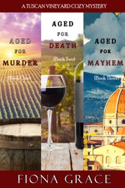A Tuscan Vineyard Cozy Mystery Bundle (Books 1, 2, and 3) PDF Download