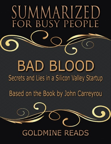 Goldmine Reads - Bad Blood
