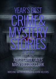 The Year's Best Crime and Mystery Stories 2016 PDF Download