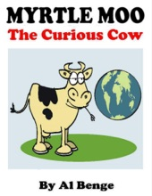 Myrtle Moo The Curious Cow
