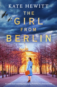 The Girl from Berlin Book Cover