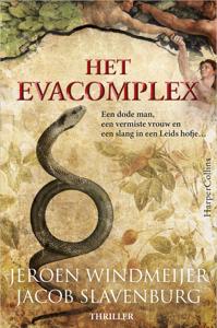 Het Evacomplex Boekomslag