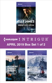Harlequin Intrigue April 2019 - Box Set 1 of 2 PDF Download