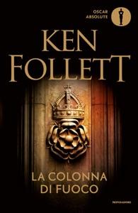 La colonna di fuoco Book Cover