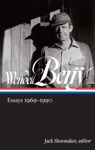 Wendell Berry Essays 1969-1990 LOA 316