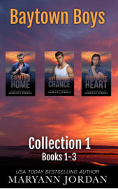 Baytown Boys Box Set books 1-3