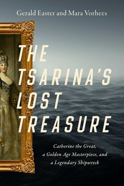 The Tsarina's Lost Treasure