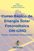 Curso Básico de Energia Solar Fotovoltaica ON-GRID Book Cover