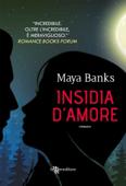 Insidia d'amore Book Cover