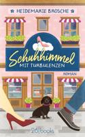 Heidemarie Brosche - Schuhhimmel mit Turbulenzen artwork