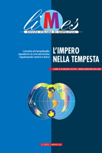L'impero nella tempesta Book Cover