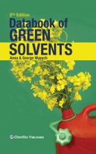 Databook Of Green Solvents (Enhanced Edition)