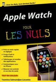 Apple Watch Pour les Nuls, édition poche