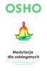 Osho - Medytacja dla zabieganych artwork