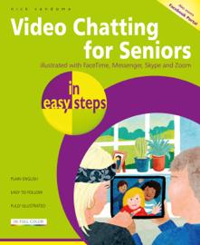 Video Chatting for Seniors in easy steps