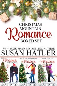 Christmas Mountain Romance Collection (Morgan, Faith, Lacey) Book Cover