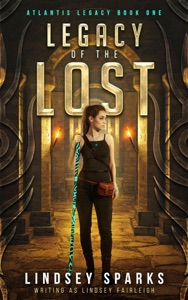 Legacy of the Lost: A Treasure-hunting Science Fiction Adventure