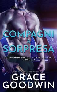Compagni a sorpresa Book Cover