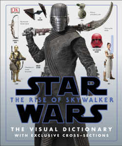 Star Wars The Rise of Skywalker The Visual Dictionary Book Cover