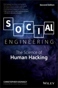 Social Engineering Copertina del libro