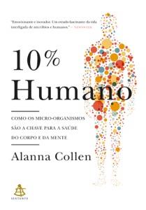 10% Humano Book Cover