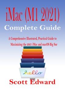iMac (M1 2021) Complete Guide Book Cover
