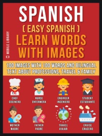 Spanish Easy Spanish Learn Words With Images Vol 1