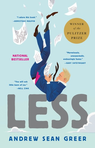 Less (Winner of the Pulitzer Prize) - Andrew Sean Greer - Andrew Sean Greer