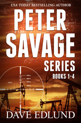 Dave Edlund - The Peter Savage Novels Boxed Set book