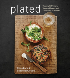 Plated book