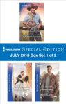 Harlequin Special Edition July 2018 Box Set - Book 1 Of 2