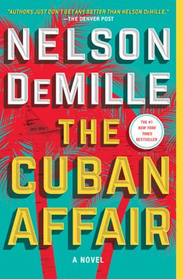 The Cuban Affair - Nelson DeMille book