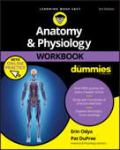 Anatomy & Physiology Workbook For Dummies with Online Practice