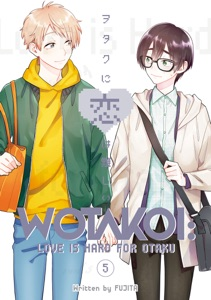 Wotakoi: Love Is Hard for Otaku volume 5