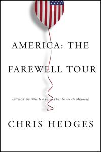 America: The Farewell Tour La couverture du livre martien