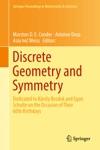 Discrete Geometry And Symmetry