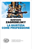 La Giustizia come professione Book Cover