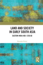 Land And Society In Early South Asia