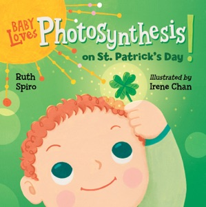 Baby Loves Photosynthesis on St. Patrick's Day!
