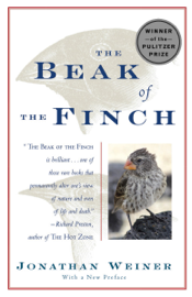 The Beak of the Finch book