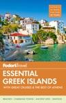 Fodors Essential Greek Islands