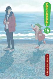 Yotsuba&!, Vol. 15