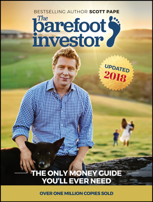 Scott Pape - The Barefoot Investor book