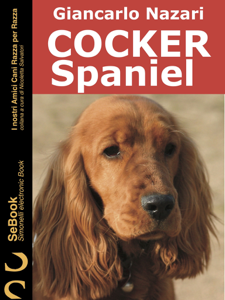 Cocker Spaniel Libro Cover