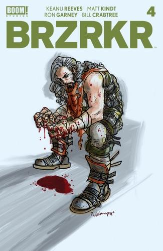 BRZRKR #4 (of 12)
